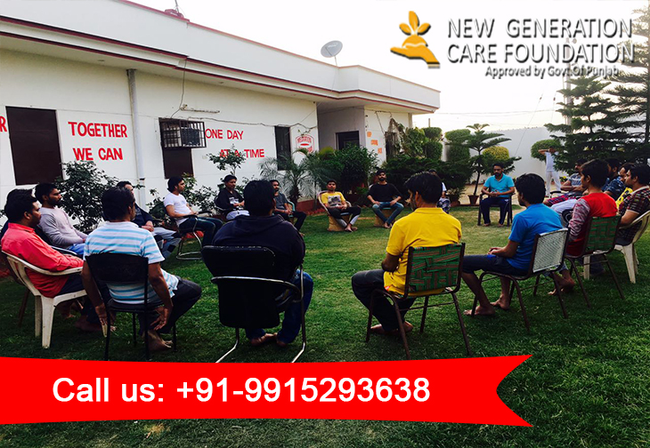 drug de addiction center in Hoshiarpur